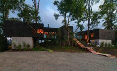 elton+léniz arquitectos asociados » Casa Ranco 1