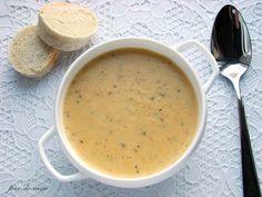 Есть, молиться и любить - Крем-суп из картофеля, моркови и сельдерея