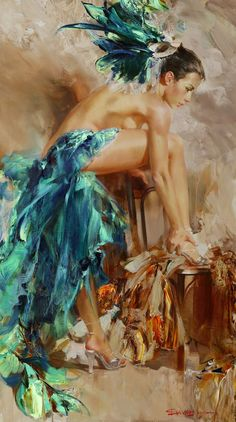 Ivan Slavinsky - painter from St. Petersburg, Russia