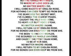 Paul Weller English Rose