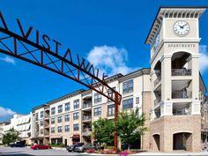 Life's a canvas. Make a big splash. The Reserve at La Vista Walk features luxury studio, one, two, and three-bedroom #apartment homes in #Atlanta, GA. www.lavistawalk.com