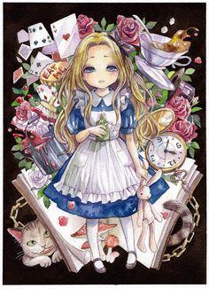 Alice ngạc book | Tokyo Otaku Chế độ