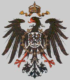 German Imperial Eagle