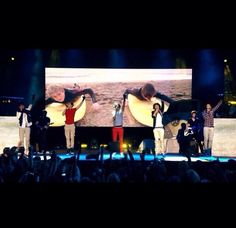 One Direction — Up All Night Tour
