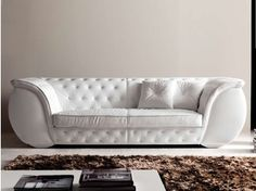 3 seater upholstered leather sofa LAPO-QUILT Lapo Collection by CorteZari Sofa Cumbed Design, Corner Sofa Design, Wooden Sofa Set Designs, Modern Sofa Designs, 3 Seater Leather Sofa, Modern Leather Sofa, Leather Living Room Furniture, Sofa Furniture, Latest Sofa Designs