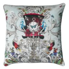The Season of Festivals Multicoloured Cushion