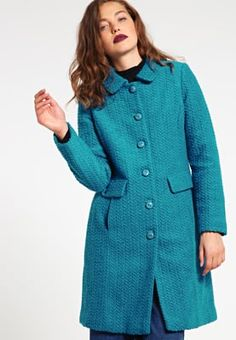 King Louie NATHALIE - Manteau classique - celeste blue - ZALANDO.BE