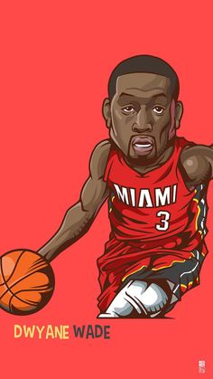 Download Dwyane Wade 1080 x 1920 Wallpapers - 4465696 - nba miamiheat basketball wade | mobile9