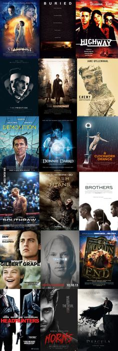 Some of my favorite movies that flew under the radar