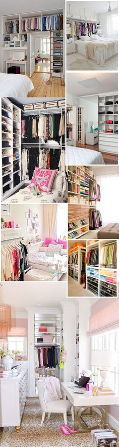 fotos closet no quarto