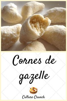 gazelle cornes de CORNES DE GAZELLE Cornes de gazelleYou can find Easy fall dessert recipes and more on our website Tastemade Dessert, Quick Dessert Recipes, Quick Easy Desserts, Dessert Party, Thanksgiving Desserts Easy, Ramadan Recipes, Chocolate Desserts, Chocolate Ganache, Food