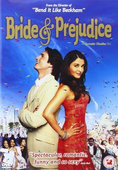 Bride And Prejudice [2004] [DVD]: Amazon.co.uk: Aishwarya Rai, Martin Henderson, Daniel Gillies, Naveen Andrews, Namrata Shirodkar, Indira Varma, Nadira Babbar, Anupam Kher, Meghna Kothari, Peeya Rai Chowdhary, Nitin Chandra Ganatra, Sonali Kulkarni, Gurinder Chadha, Deepak Nayar: DVD & Blu-ray