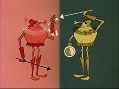 Disney created an amazing John Carter animation — in 1957.     In 1957, legendary disney animator Ward Kimball created a cartoon vision for Edgar Rice Burroughs' Barsoom that was innovative and filled with truly bizarre alien creatures.     great post @safegaard