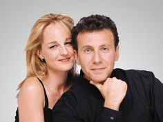 Mad About You Helen Hunt and Paul Reiser