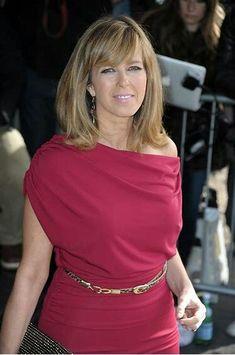 Carol Kirkwood, Kate Garraway, Tv Awards, Tv Presenters, Dark Blonde, Pure Beauty, Celebs, Celebrities, Dress Skirt