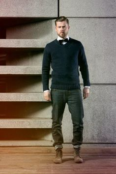 GoodPeople winter collection AW13 #dandy #dapper #fashion  Visit www.thegoodpeople.nl for more GoodPeople