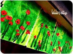 Arts Visuels : Coquelicots - La Classe de Marybop Art For Kids, Crafts For Kids, Anzac Day, Remembrance Day, Wax Paper, Art Plastique, Spring Crafts, Potpourri, Art Lessons