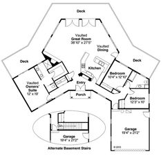 on older homes floor plans for year 1975