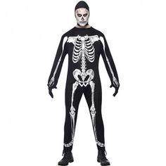 Costume homme pyjama squelette