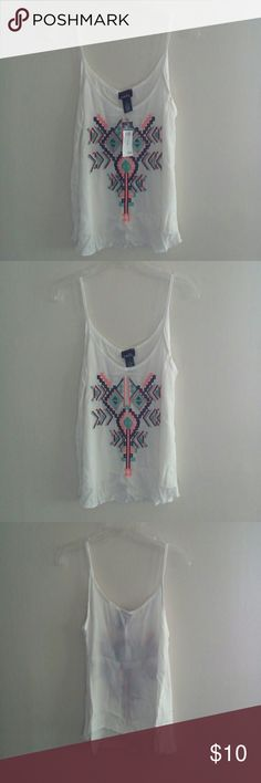 Brand New Top Brand New Beautiful Top :D Rue 21 Tops Tank Tops