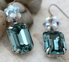 beautiful #turquoise colored stones perfect for a Zeta Tau Alpha