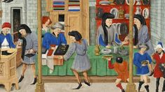 Medieval World, Medieval Market, Isidore Of Seville, Feudal System, James Vincent, Saint Dominic, Teaching History, Santo Domingo, Model