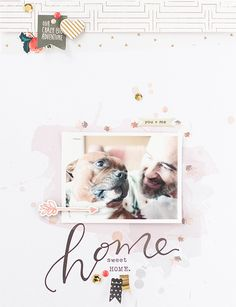 Marivi Pazos Photography & Scrap: Home sweet home