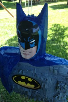 Superhero batman piñata