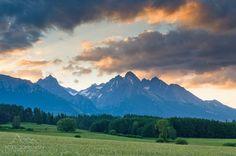 High Tatras - Vysoke Tatry - after the storm
