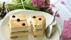 Una tarta sencilla , de esas que tienen apariencia y sabor de postre casero de los de siempre..... de las que la recetavieneescrita ...