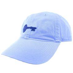 Kappa Kappa Gamma Needlepoint Hat in Light Blue by Smathers & Branson