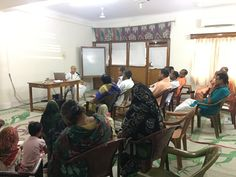 Bhagavata Vicara (2nd Canto) (Bengali) for the residents of Mayapur started last week. 24 Students are participating in this Weekly Course. For more details please visit our website http://mayapurinstitute.org