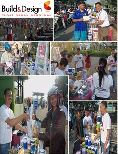 Marketing on the road 8 Februari 2015 berlokasi di pasar PUSPA AGRO SIDOARJO