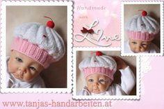 (6) Name: 'Knitting : Cupcake Baby Hat Knitting Pattern