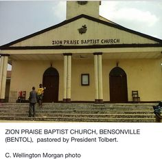 Historical Preservation Society of Liberia