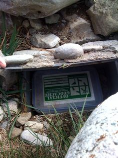 Perfekte Tarnung #geocaching #caching #unique geocaches
