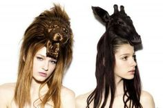 Animal Inspired Wig