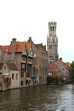 Art Belfry of Bruges travel-and-places