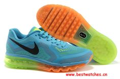 official photos 14dd0 5cd0c Discover the New Release Womens Nike Air Max 2014 Mesh Blue Black Orange  group at Pumacreeper. Shop New Release Womens Nike Air Max 2014 Mesh Blue  Black ...