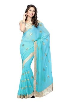 #designersaree #Bollywood #Light #Blue #Floral #Print #Chiffon #Saree #amazon.in http://www.amazon.com/dp/B00JVQ36XW/ref=cm_sw_r_pi_dp_LR8Otb04VZKR1DB6