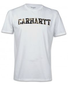 Carhartt College LT Herren T-Shirt weiß