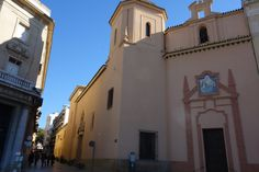 Iglesia Conventual Las Agustinas