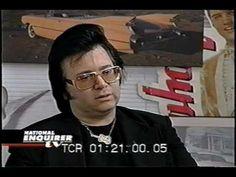 Elvis Aaron Presley, Jr. - National Enquirer TV Interview