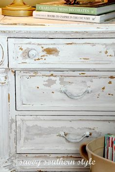 Savvy Southern Style; Miss Mustard Seed Milk Paint