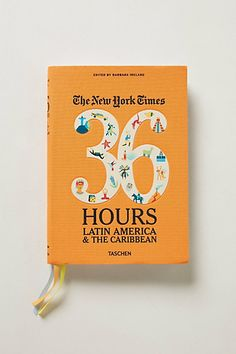The New York Times 36 Hours: 150 Weekends In Latin America & The Caribbean #anthropologie @Johanna Schilling