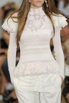 Ralph Lauren at New York Fashion Week Spring 2011