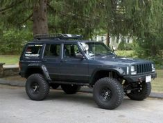"My XJ Rough Country 6.5"" Long Arm install w/other stuff as well... The long way... - Page 25 - Jeep Cherokee Forum"
