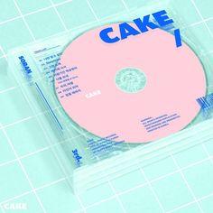 CAKE Cd Design, Album Cover Design, Book Design, Layout Design, Cv Inspiration, Graphic Design Inspiration, Branding And Packaging, Packaging Design, Corporate Design