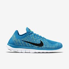Nike Free 4.0 Flyknit – Chaussure de running pour Femme