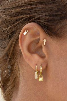 Cute Jewelry, Jewlery, Jewelry Accessories, Peircings, Ear Piercings, Jewelry Tattoo, Stud Earrings, Bohemian Jewelry, Fashion Jewelry